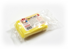 Fondant YELLOW LEMON 100 g -   Sin gluten / Gluten-free / Sans Gluten / Senza Glutine / Sem glúten  