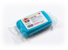 Fondant SKY BLUE 100 g -   Sin gluten / Gluten-free / Sans Gluten / Senza Glutine / Sem glúten  
