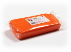 Pâte à sucre Orange 1 Kg