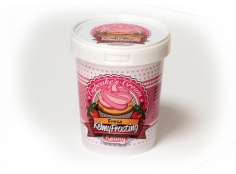 Frosting STRAWBERRY 550 g -   Sin gluten / Gluten-free / Sans Gluten / Senza Glutine / Sem glúten  