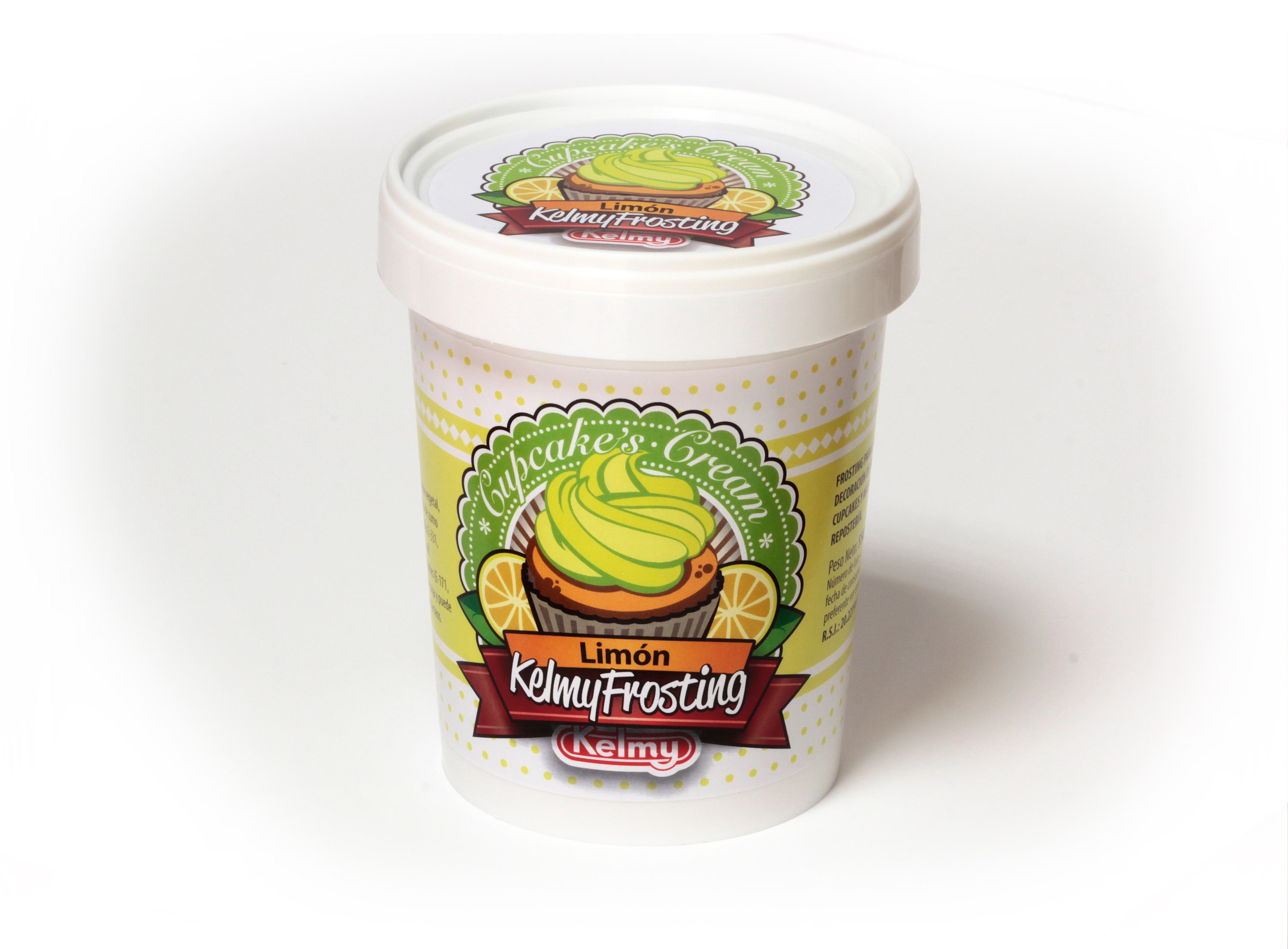 Frosting LIMÓN 550 g