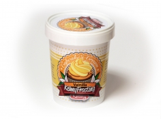 Frosting VANILLA 550 g -   Sin gluten / Gluten-free / Sans Gluten / Senza Glutine / Sem glúten  