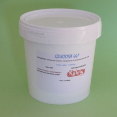 GLUCOSE  1,300 kg -   Sin gluten / Gluten-free / Sans Gluten / Senza Glutine / Sem glúten  